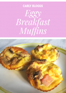 Eggy Breakfast Muffins - Perfect hot or cold! Slimming World, Weightwatchers and diet plan friendly. Naturally Gluten Free and easily adapted for dairy allergy.