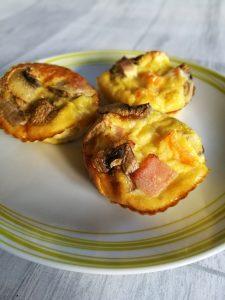 Eggy Breakfast Muffins