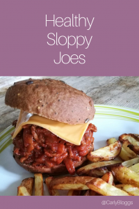 Sloppy Joes Pin