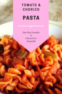 Tomato & Chorizo Pasta