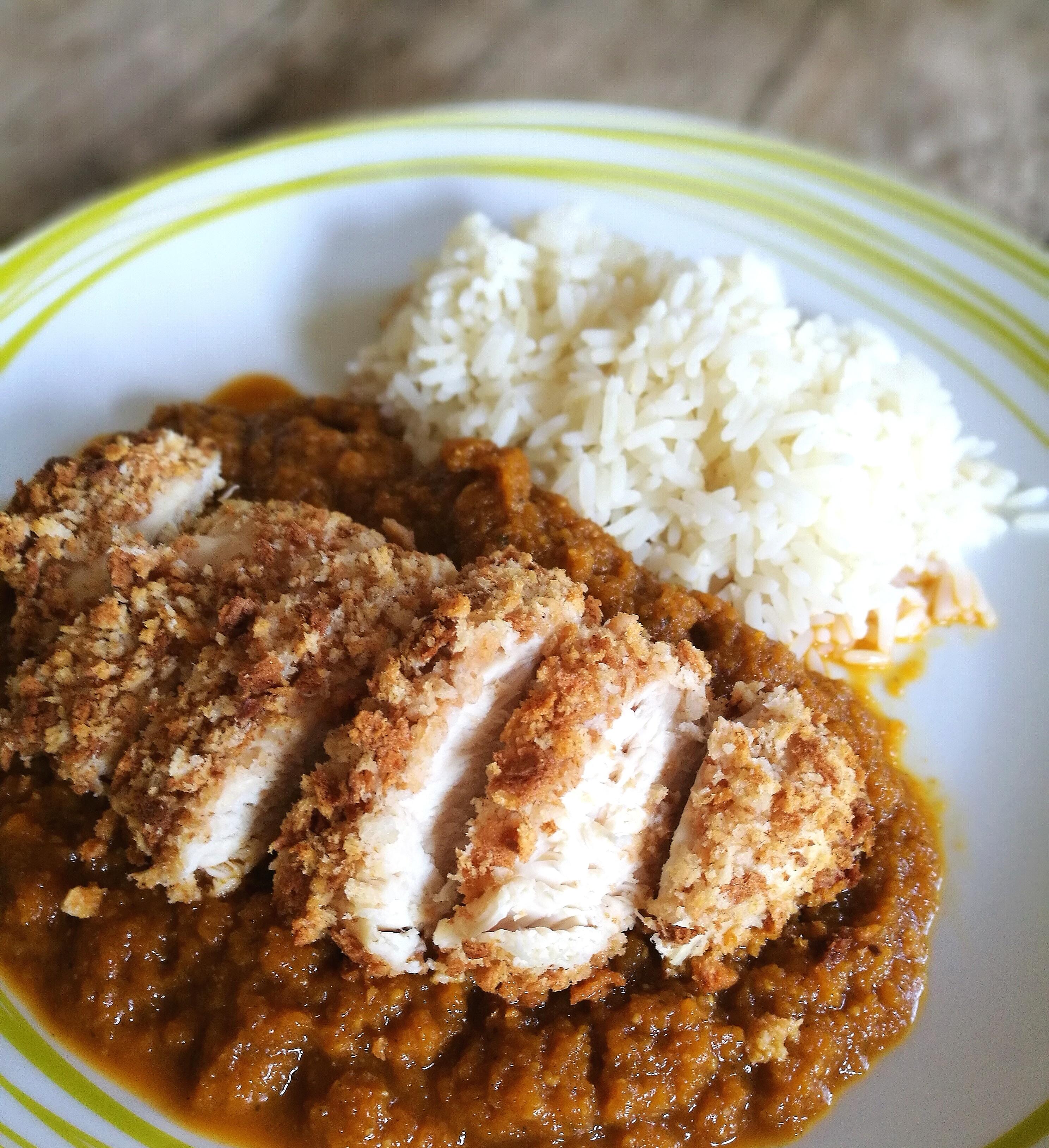 Katsu Curry Carly Bloggs