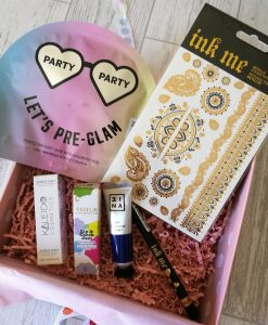 August Glossybox '18 Contents
