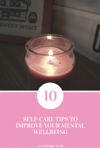 10 Self Care Tips for Wellbeing