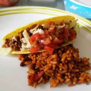 Taco Mince - the perfect taco filling