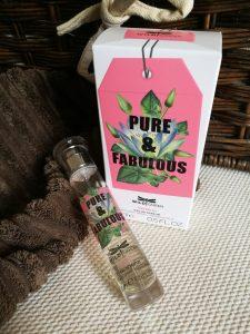 September 18 Glossybox Perfume