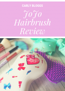 JoJo Hairbrush Review - What you need to know