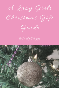 A LAzy Girls Christmas Gift Guide