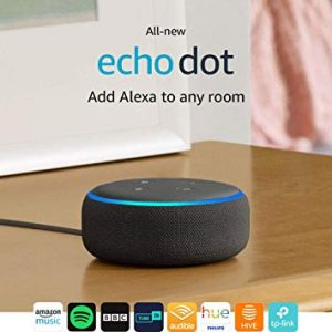 A LAzy Girls Christmas Gift Guide - Amazon Echo Dot