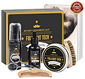 A Lazy Girls Christmas Gift Guide - Beard Kit