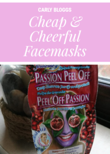 Cheep and Cheerful Facemask Review