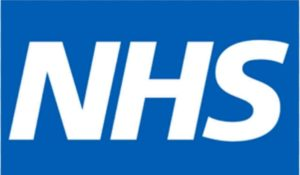 Cervical Screening - The NHS logo