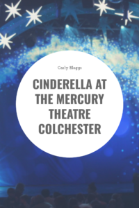 Cinderella at the Mercury Theatre Colchester - 2019's panto