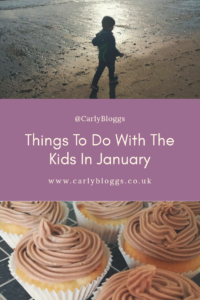 Things to do with the kids in January - some helpful ideas and things to do with the little ones while it's cold and miserable.