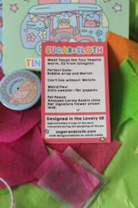 Sugar & Sloth Tiny Party Club