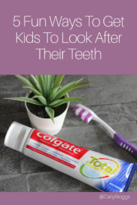 5 fun ways to get kids to look after their teeth
