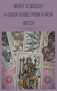 What is Wicca? Find out more by reading my blog post! From the point of view of a beginner witch